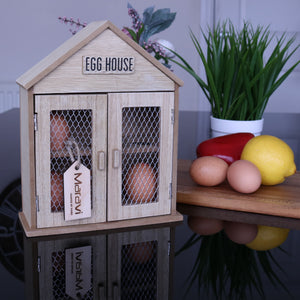 General Store Rustic Egg House
