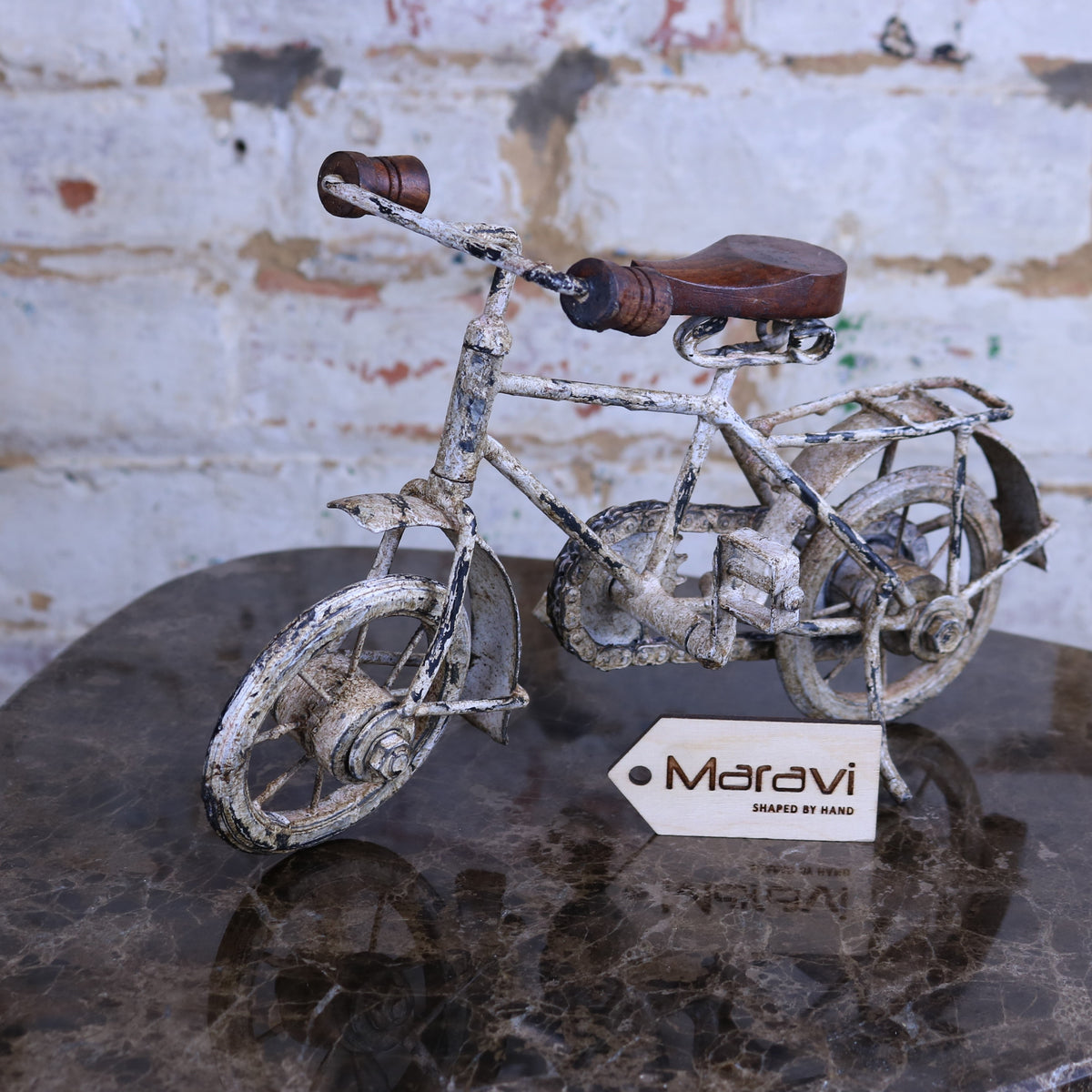 Amroli Bicycle Model Ornament 28cm