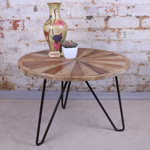 Mogas Industrial Small Coffee Table