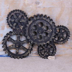 Dablee Industrial Cog Wall Decoration