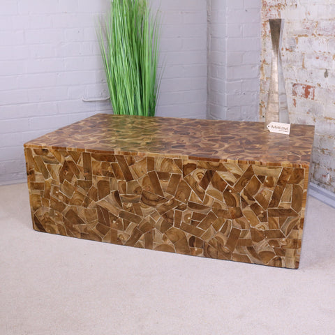 Majra Wooden Coffee Table