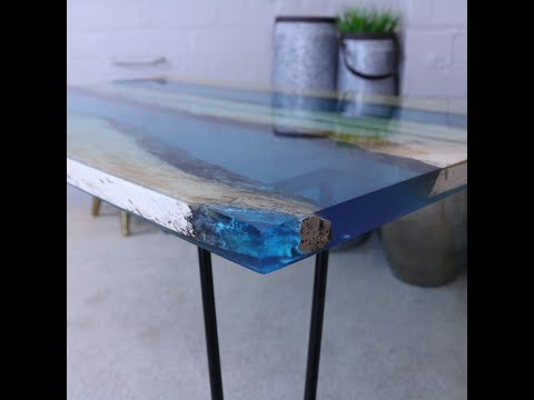 Sycamore River Resin Coffee Table