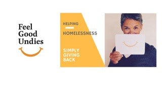Feel Good Undies - Helping Homelessness