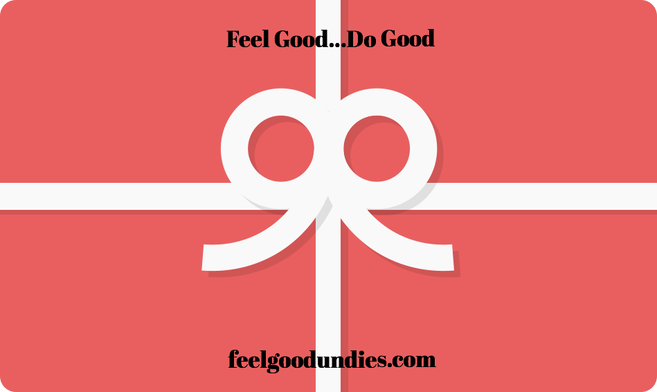 Gift Card - Feel Good Undies