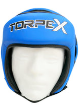 Load image into Gallery viewer, Torpex Blue Edition Head Guard