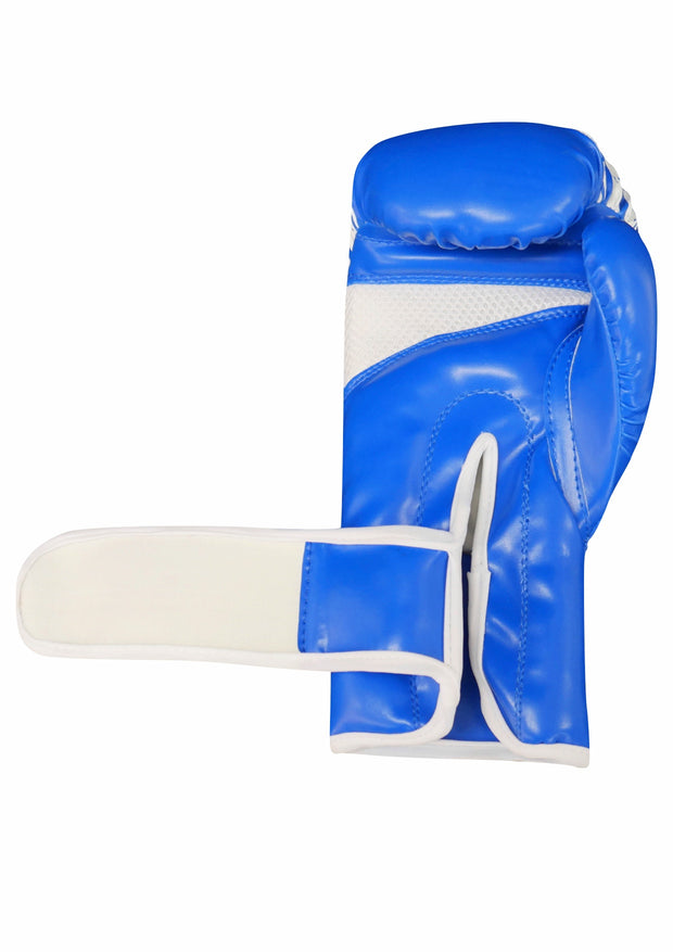 TXB Blue/White Boxing Gloves
