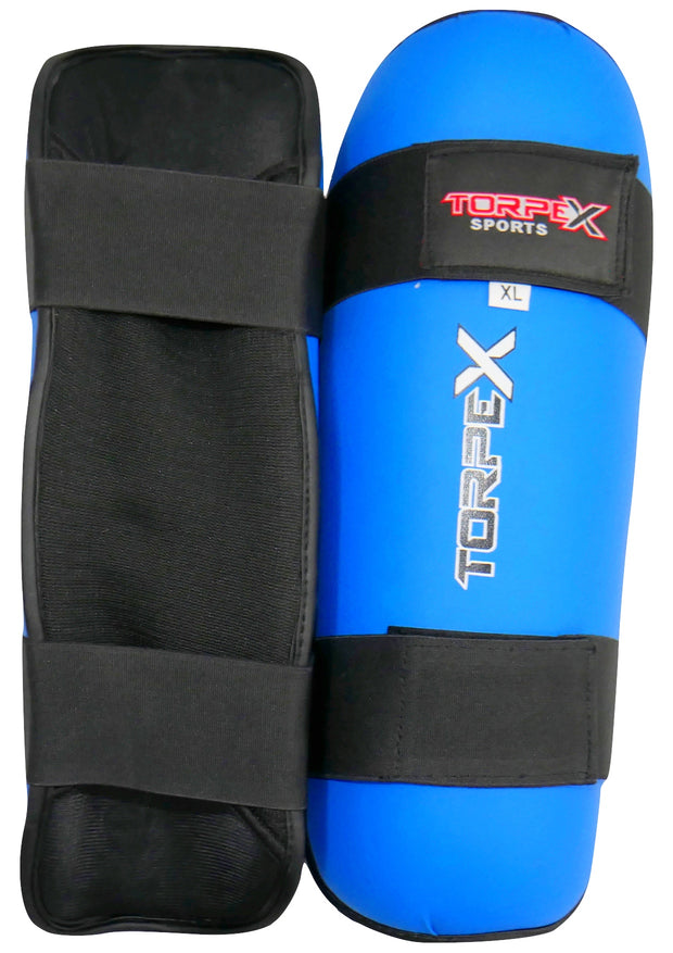 Blue Edition Shin Guards