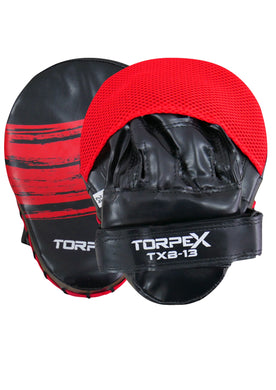 TXB Black/Red Focus Pads