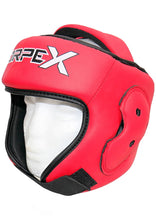 Load image into Gallery viewer, Torpex Red Edition Headguard