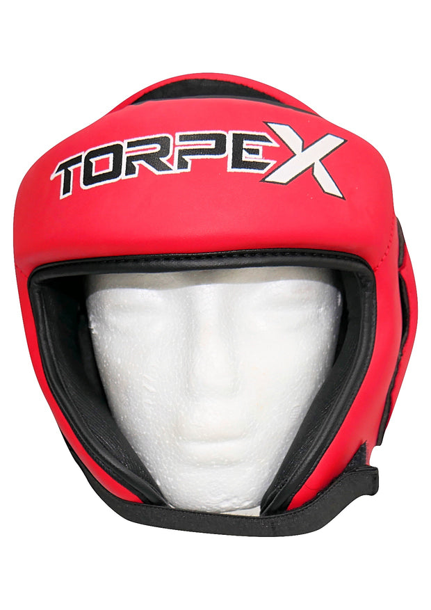 Torpex Red Edition Headguard