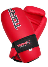Load image into Gallery viewer, Torpex Red Edition Semi Contact Gloves