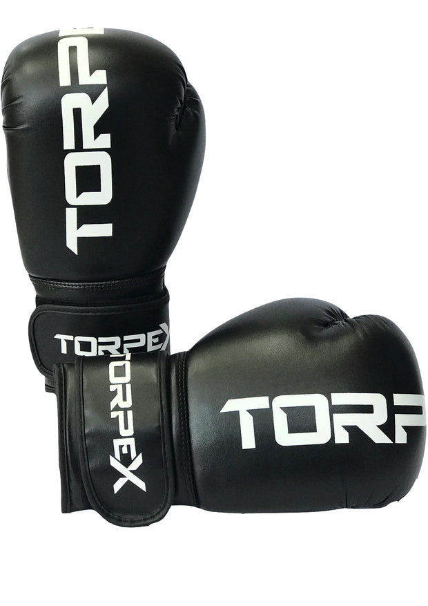 Black / White Boxing Gloves