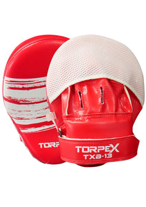 TXB Red/White Focus Pads