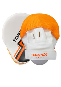 TXL Black/Orange Focus Pads