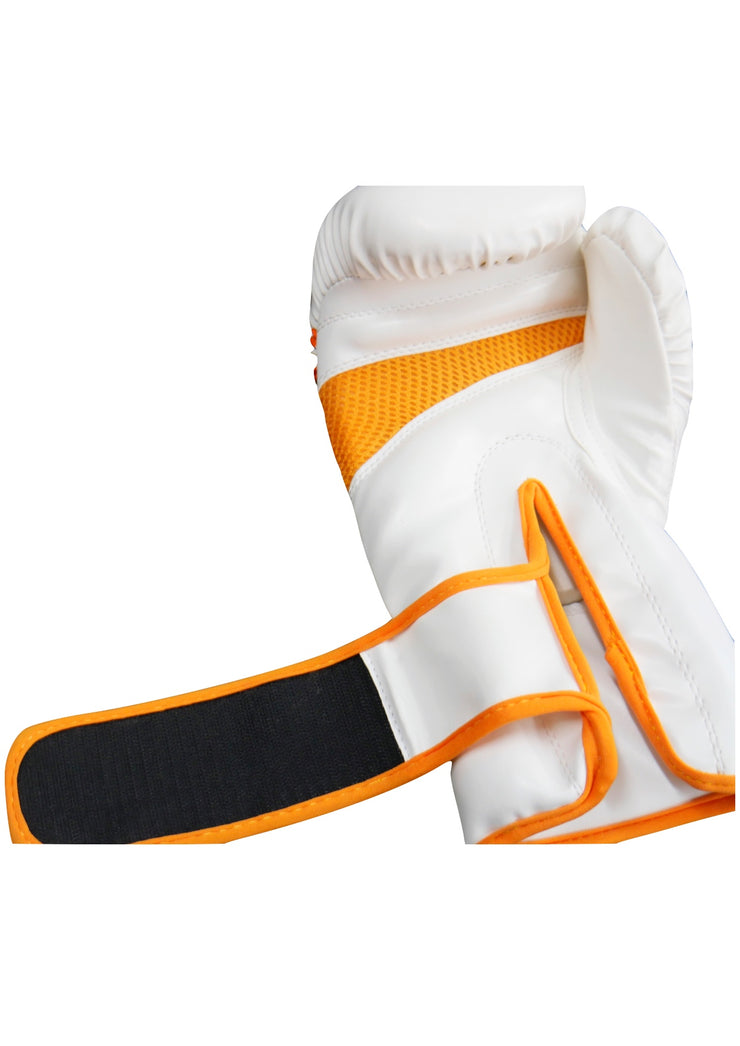 TXL Black/Orange Boxing Gloves