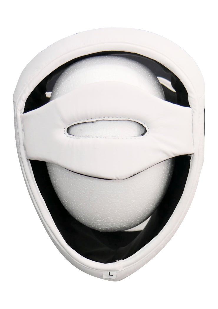 Torpex White Edition Headguard
