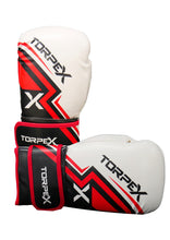 Load image into Gallery viewer, TXL Red/Black Boxing Gloves