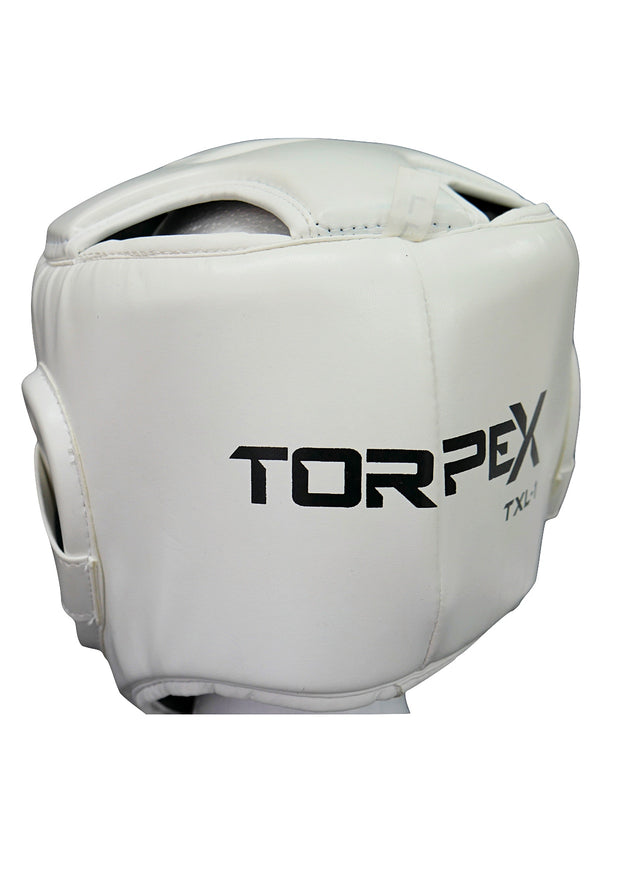 TXL White Headguard