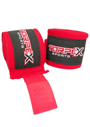 Red Handwraps