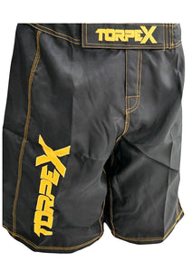 Yellow MMA Shorts