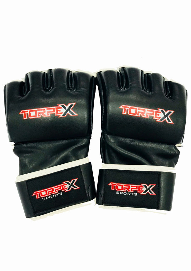Black MMA Gloves