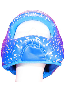 Blue Headguard