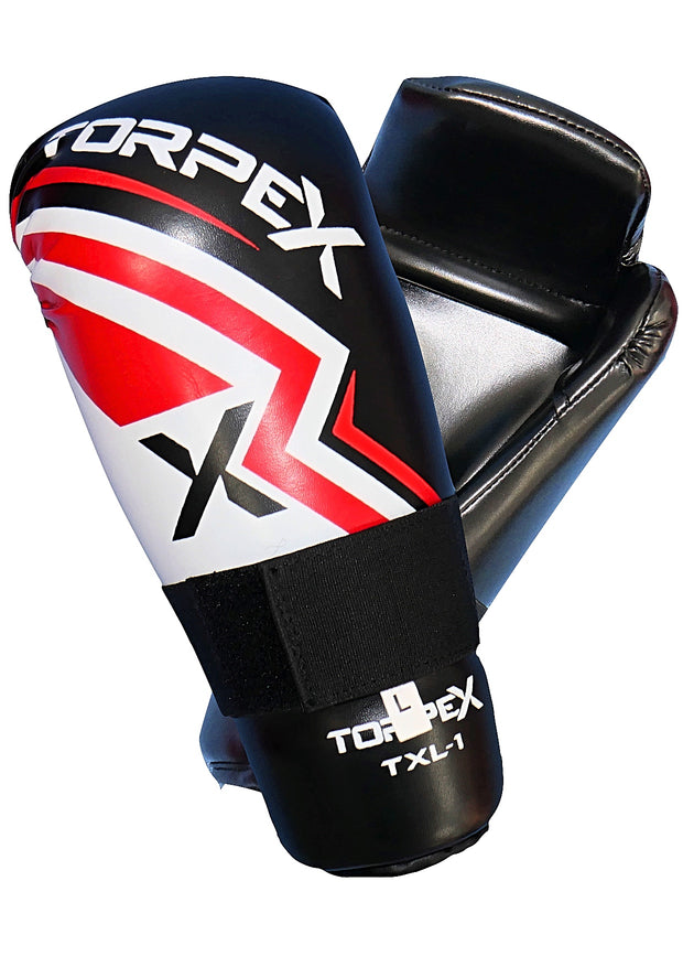 TXL Black Semi Contact Gloves