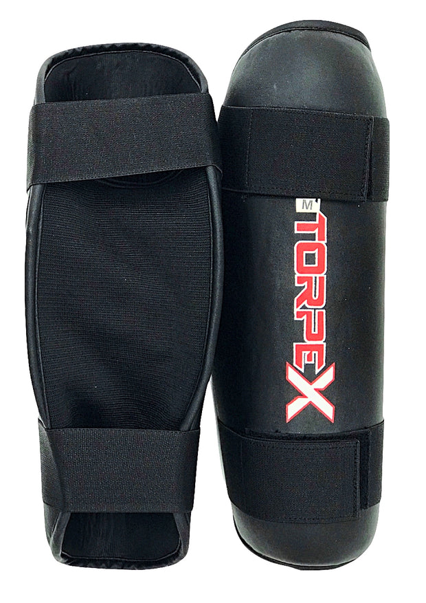 Black Edition Shin Guards