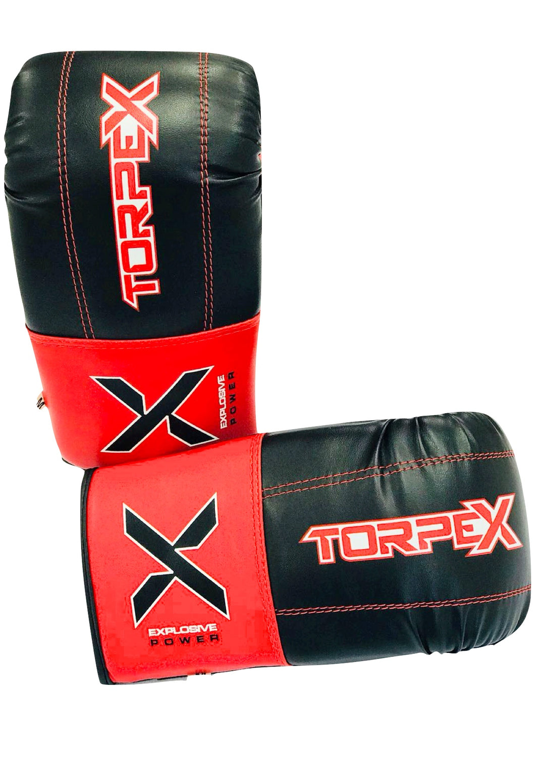 Red/Black Bag Gloves