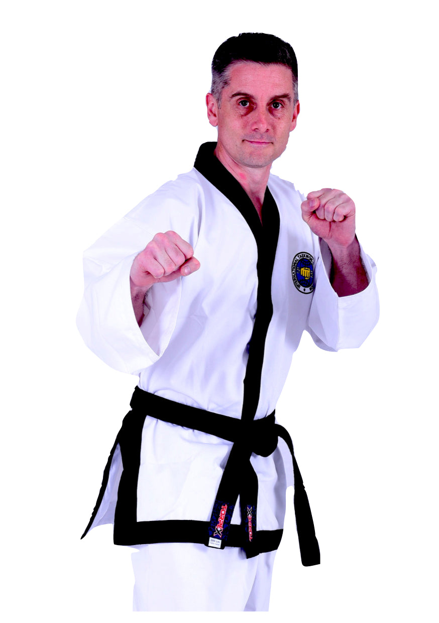 ITF BlackBelt Uniforms 9oz (Big&Large)