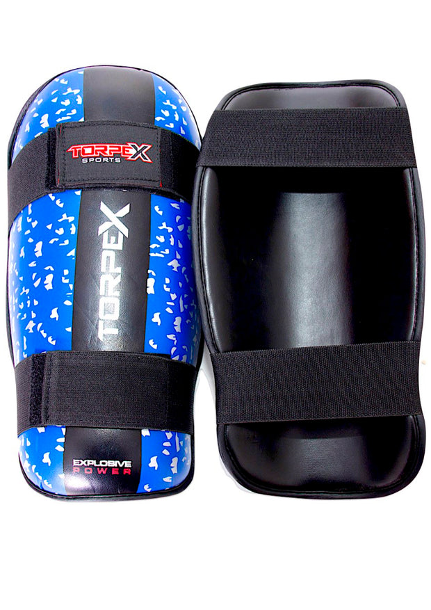 Blue Shinguards