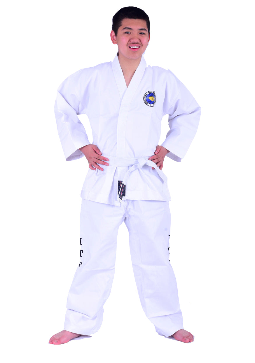 ITF White Uniforms 9oz (Big&Large)