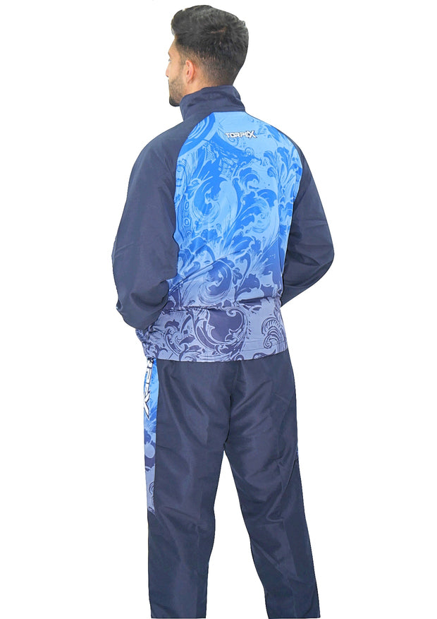 Blue/Navy Tracksuit