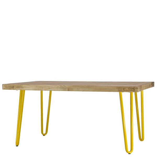 Coffee Table 07 Yellow