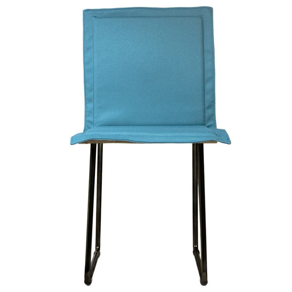 Shingle Chair With Black Skids