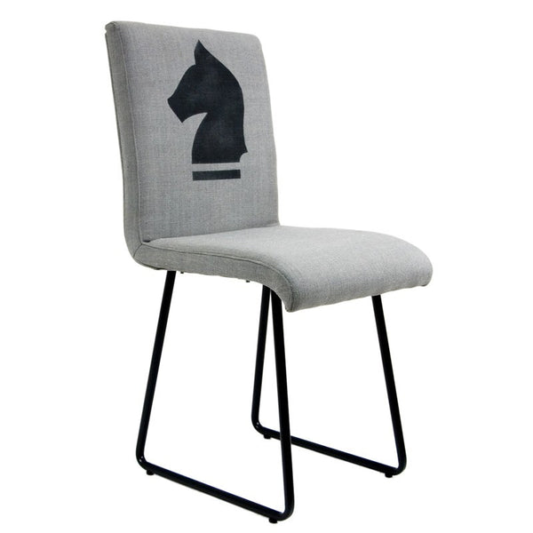 Chesshorse Chair With Skids