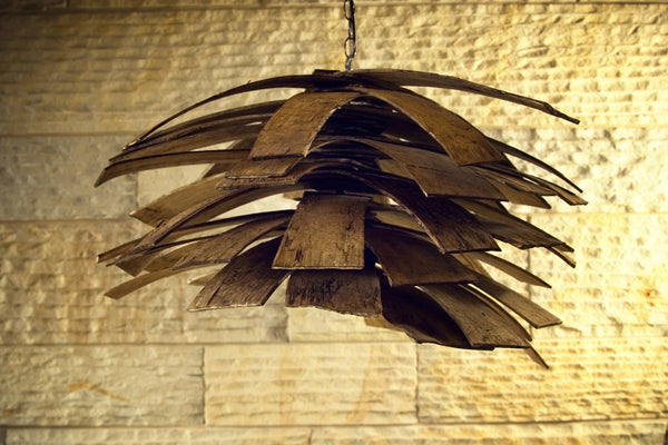 Shingle Lamp
