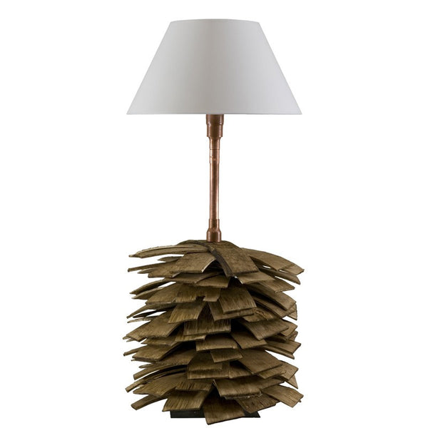 Shingle Floor Lamp