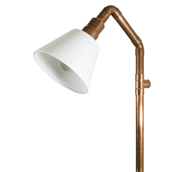 Steel Pipe Sconce Lamp