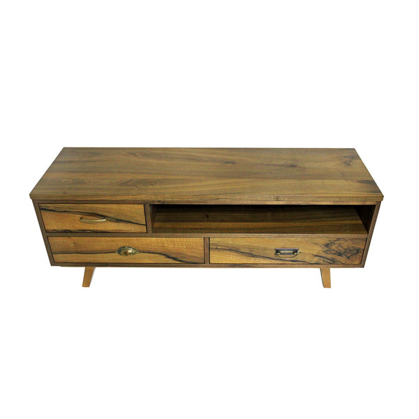 "TV chest of drawers ""Hazel-nut"""