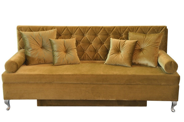 Sofa BAROQUE GOLD  EN