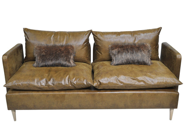 Sofa FLOXY VINTAGE BROWN EN