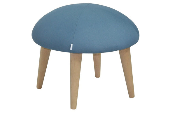Stool NATURE 8/BLUE EN