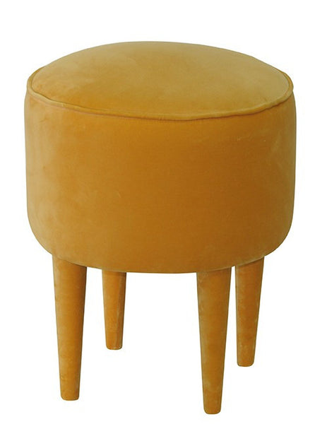 Stool PASTEL/ YELLOW EN