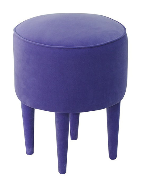 Stool PASTEL /DARK BLUE EN