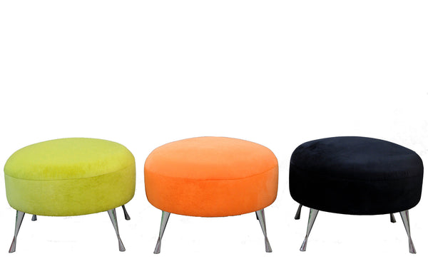 Stool SIMPLE/ ORANGE EN