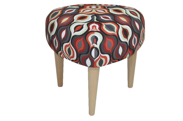 Stool ODO GEISHA/RED EN