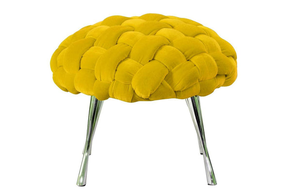 Stool BERRY 2/YELLOW EN