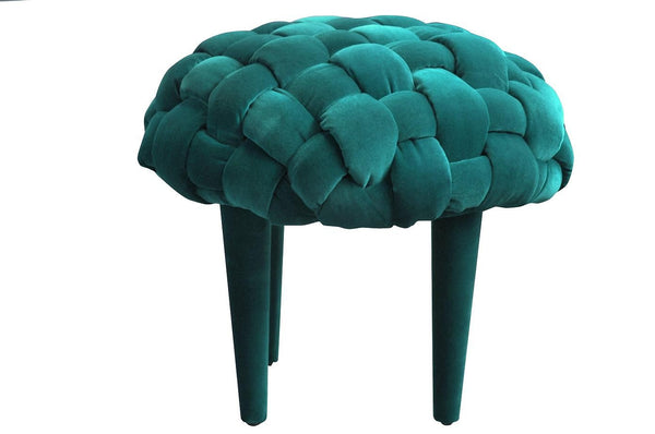 Stool BERRY 1/TURQUOISE EN