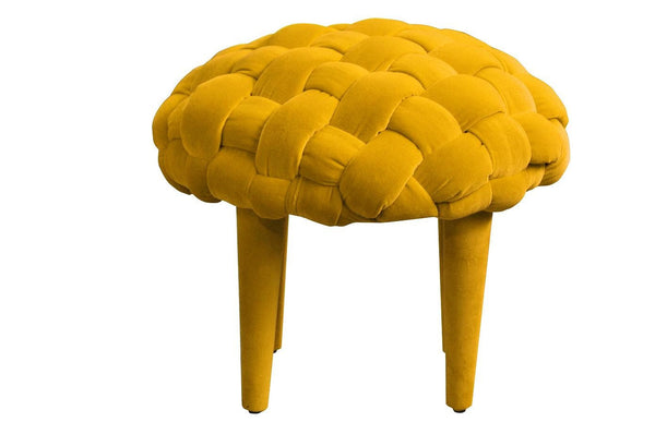 Stool BERRY 1/YELLOW EN